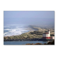 oregon coast lighthouse postcards package of 8